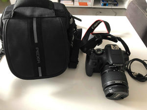 Canon EOS 1300D 18.0 MP Digitalna kamera