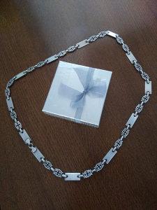 Srebrni lanac lancic