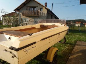 Čamac CORMORAT  sa Prikolicom