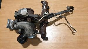 Passat golf octavia turbina 1.6 tdi 062493076
