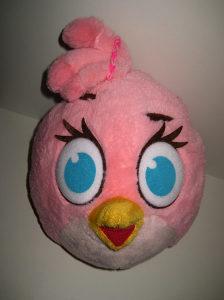 Plišana igračka ANGRY BIRDS