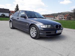 BMW 320 dizel reg do 12/2019 extra stanje