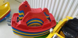 Klackalica konjić Pony Crveni 062/546-546