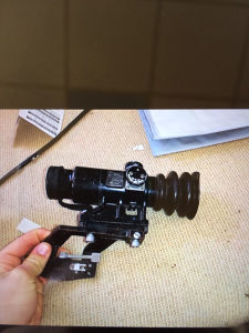 Optika zracna M84