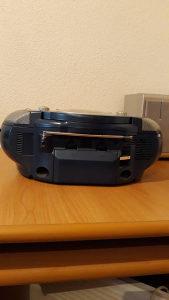 Radio cd kasetofon