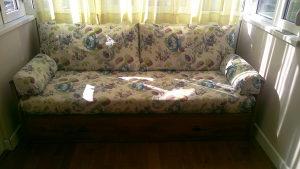 Dvosjed / kauč