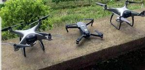 Dron dronovi dji phantom 3 4 mavic ispravni/neispravni