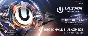 Ultra Europe Festival 2019 - 3 Dana