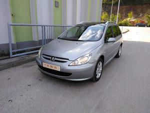Peugeot 307 1.6 HDI 2005. - Tek uvezen