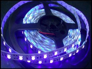 RGB E-light HS led traka 4.8W IP20