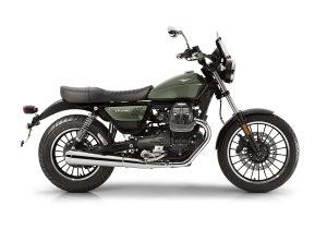 Moto Guzzi V9 Roamer ABS E4