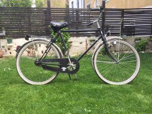 Biciklo Holandez crni