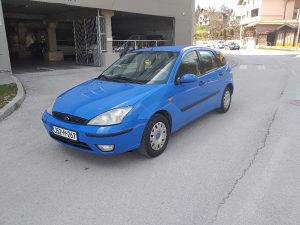 Ford Focus 1.8 Dizel odlicno stanje. Registrovan