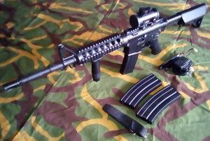 M4 Airsoft replika