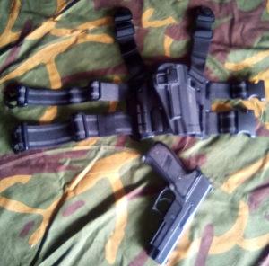 Butna futrola za pištolj