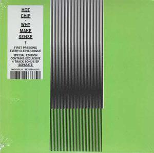 Hot Chip LP / Gramofonska ploča - Novo,Neotpakovano