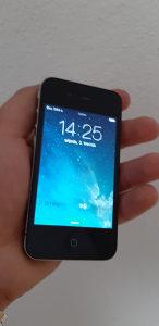 Iphone 4 ispravan i otkljucan na iclaud