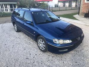 Peugeot 406 2.0 HDI 80 kw DIJELOVI