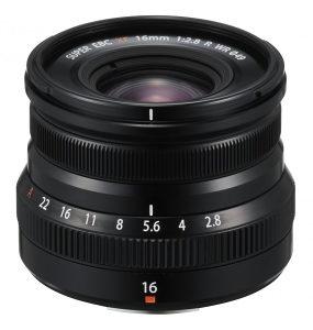 Fuji XF 16mm f/2.8 R WR - PCFOTO