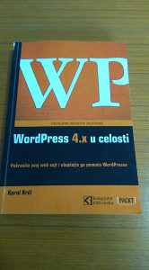 Knjiga WordPress