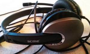 Acme slušalice za PC
