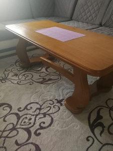 Dnevni stol, 140x70, drvo
