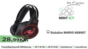 Slušalice MARVO HG8907