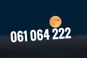 Ultra broj 061 064 222