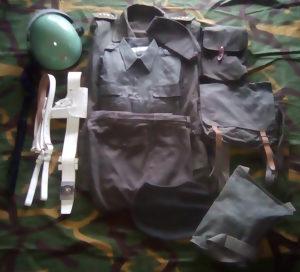 Kompet uniforma ex JNA SFRJ