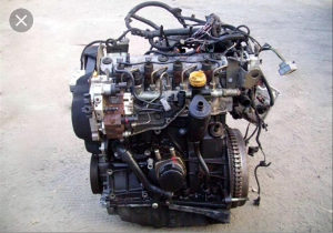 Motor 1.9 dci