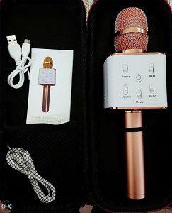 Mikrofon sa bluetooth zvučnikom
