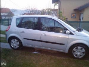 Renault Scenic model 2004 1.9d