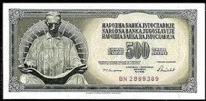Potražujem sledeće SFRJ novčanice