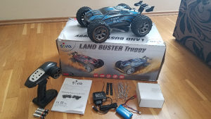 RC auto 1:12 Siva Land Buster Truggy