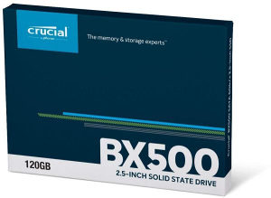 SSD CRUCIAL 120GB BX500 SATA 3 2.5