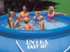 Intex okrugli bazen EASY SET 244 x 76 cm 28112