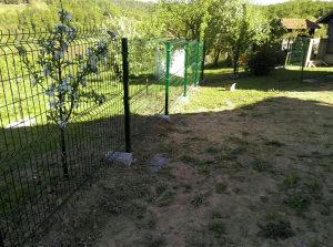 Montaza ograda