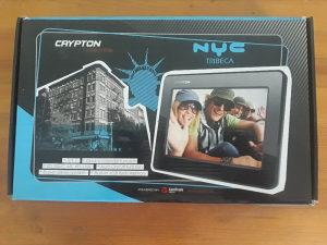 Crypton foto frame