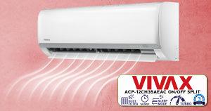 VIVAX klima uređaj 12-ka ACP-12CH35AEAC 3.37kW