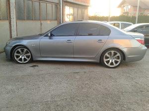 BMW e60 e61 feluge felge 5x120 18 style 124