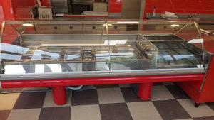 vitrine: ZA piliće, koljenice, rolovano meso 066623367