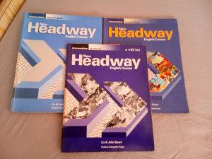 New Headway English Course Intermediate (1-3)/10KM