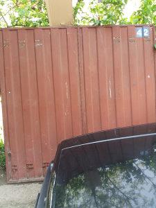 Garazna vrata metalna