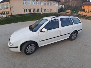 Škoda Octavia 1.9 TDI 74 kw,4x4,reg do 11 mj+polica