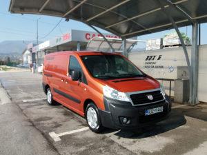 Fiat Scudo Pogrebno vozilo