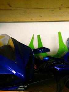 Plastike za razna motore
