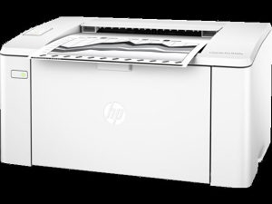 PRINTER LASER HP M102w
