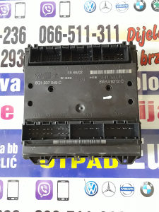 BSI elektronika vw polo 6q1937049c