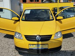 VW FOX  1.4..55 kw..