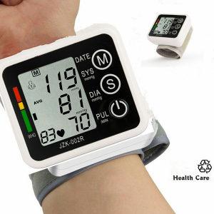 LCD Digitalni tlakomjer mjerač pritiska